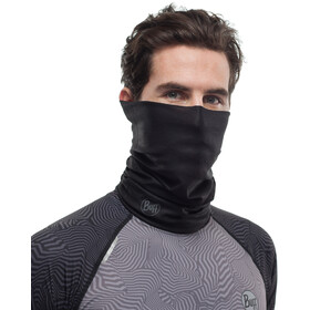Buff Coolnet UV+ Neck Tube solid black